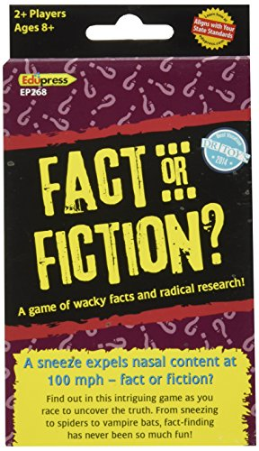Edupress Fact or Fiction? Game (EP60268)