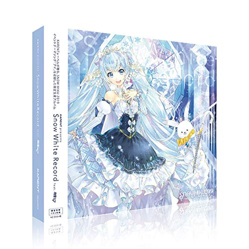 KARENT presents Snow White Record feat.初音ミク
