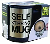 Lazy Man Self Stirring Mug