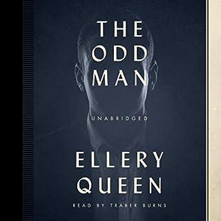 The Odd Man audiobook cover art