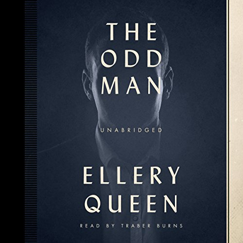 The Odd Man audiobook cover art