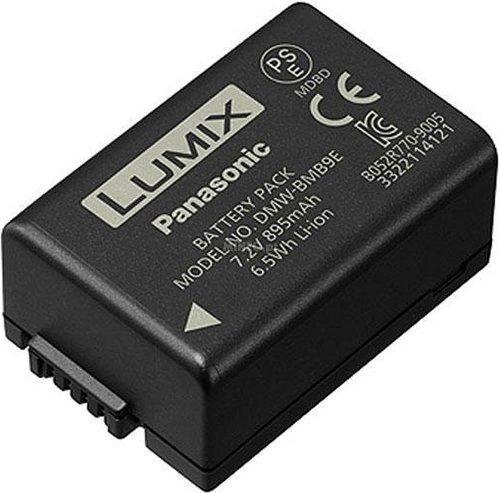 Panasonic LUMIX DMW-BMB9E Li-Ion Akku (geeignet für LUMIX Kameras wie DMC-FZ72 / FZ150, FZ100 / FZ45)