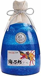 琉球泡盛 海乃邦 潮騒10年貯蔵古酒 [ 焼酎 43度 沖縄県 720ml ]