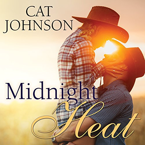 Midnight Heat audiobook cover art