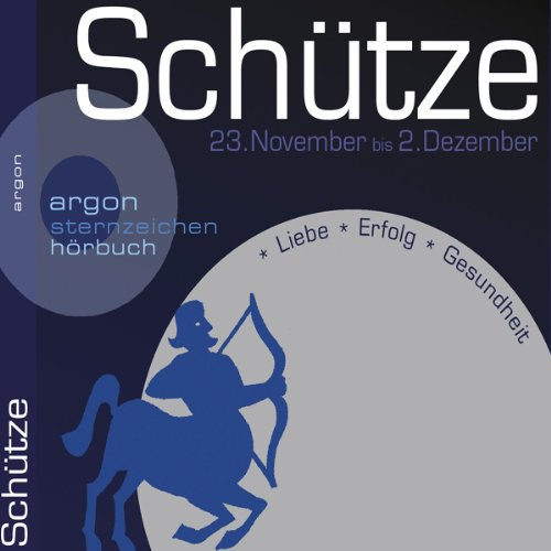 Sternzeichen: Schütze cover art