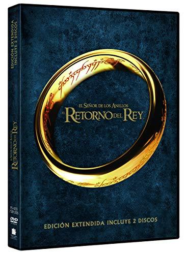 El Señor De Los Anillos: El Retorno Del Rey Ed. Extendida [DVD]