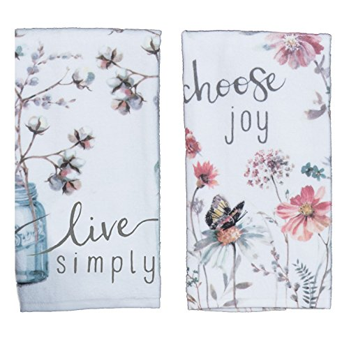 Top 10 Best Selling List for kay dee designs kitchen towels