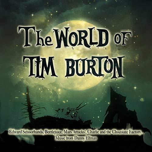 THE WORLD OF TIM BURTON [Vinilo]