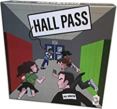 Hall Pass: The Board Game --- Escape from Class or Get Schooled!