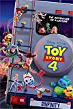 Toy Story Laminiert 4 Adventure of A Lifetime Maxi Poster