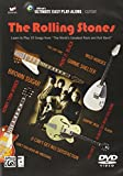 Ultimate Easy Guitar Play-Along -- The Rolling Stones: Learn to Play 10 Songs from ''The World's Greatest Rock and Roll Band'' (Easy Guitar TAB) (DVD)
