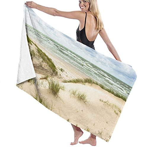 Toalla de baño Grande, Fondo de Retrato de Bulldog francés, Toalla de Playa Ligera de Secado rápido, Toallas súper absorbentes Manta para baño Viajes Piscina Natación Camping Yoga