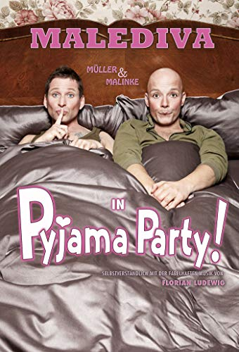 PyjamaParty!, 1 DVD