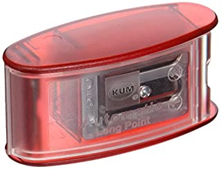 Kum AS2, Two Hole Automatic Long Point Pencil Sharpener, Mfg Part Number 1053021 (extra lids not included) (B003G560JQ) | Amazon price tracker / tracking, Amazon price history charts, Amazon price watches, Amazon price drop alerts