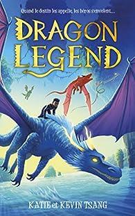Dragon Mountain, tome 2 : Dragon Legend par Kevin Tsang