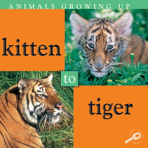 Animals Growing Up audiobook cover art