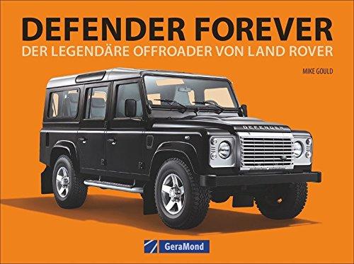test Land Rover: Verteidiger für immer.  Der legendäre Land Rover SUV.  Britische Autolegende… Deutschland