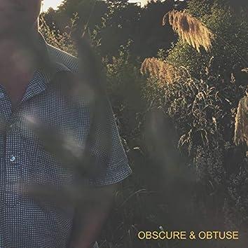 Obscure & Obtuse