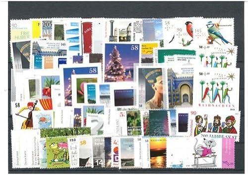 Goldhahn BRD Bund Jahrgang 2013 postfrisch  MNH komplett Briefmarken für Sammler