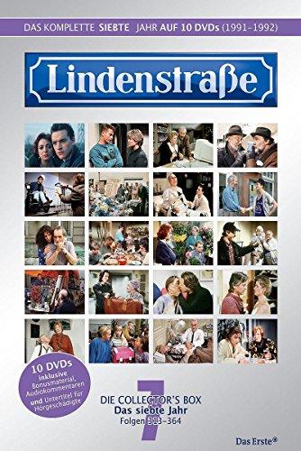 Lindenstraße - Das komplette 7. Jahr (Collector's Box) (10 DVDs)