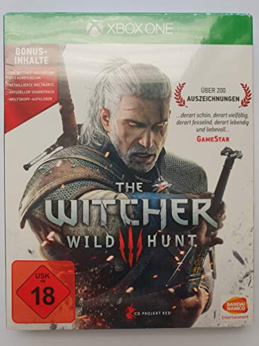 The Witcher 3: Wild Hunt Limited Bonus Edition [Xbox One]