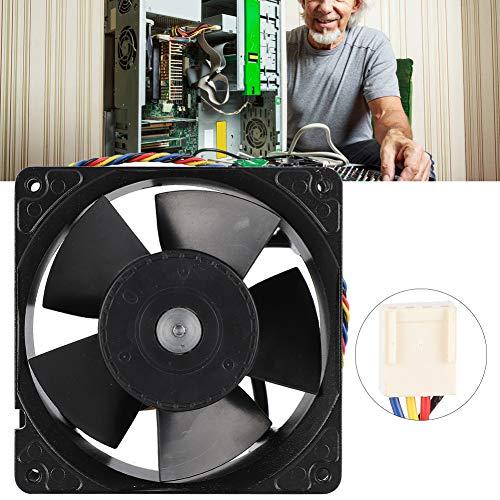 DC-koelventilator, 24V groot luchtvolume koelventilator DC-koelventilator Accessoires voor waterpomp Computeronderdeel