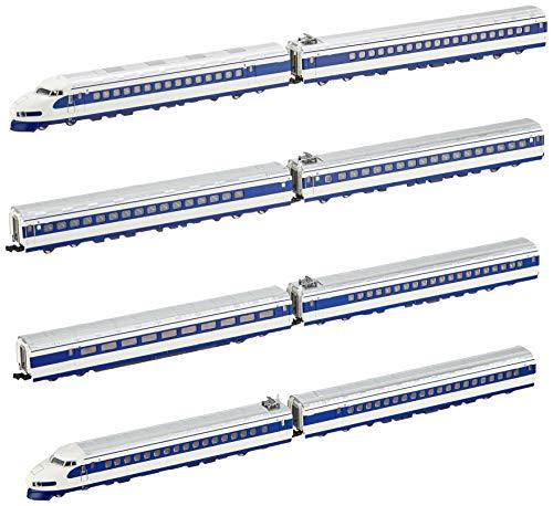 マイクロエース Nゲージ 国鉄 新幹線0系 0/1000番台 お召列車 (青帯入) 8両セット A9660 鉄道模型 電車