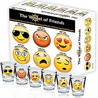 Best set of 4 shot glasses Reviews