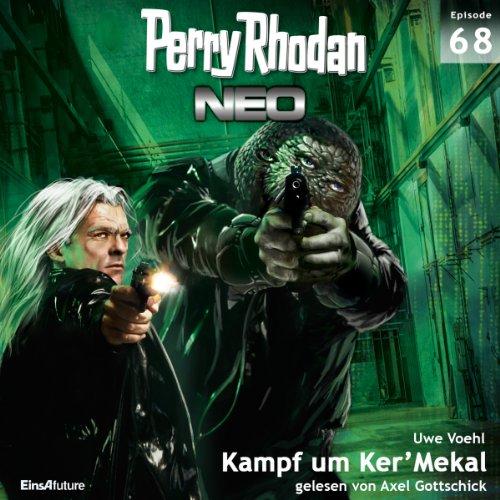 Kampf um Ker'Mekal audiobook cover art