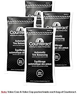 Counteract Balancing Beads 20oz Bags - 4 Pack (80oz)