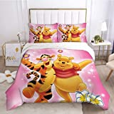 Winnie the Pooh Set di biancheria da letto con...