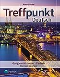 Treffpunkt Deutsch Plus MyLab German with eText -- Access Card Package (Multi Semester) (7th Edition)