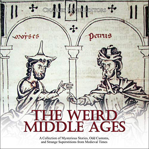 The Weird Middle Ages cover art