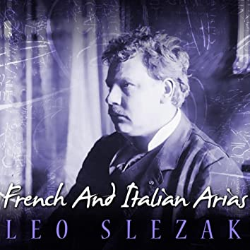 French And Italian Arias