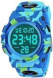 SOKY Regalos para Niños De 5-12 Años, Reloj Niño Juguete Niño 6 7 8 9 10 Años Reloj Niña Digital 5-12 Años...