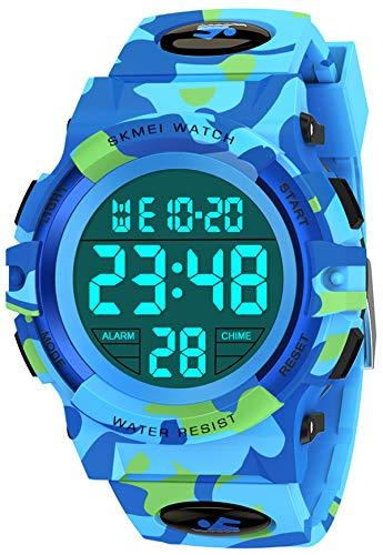 SOKY Regalos para Niños De 5-12 Años, Reloj Niño Juguete Niño 6 7 8 9 10 Años Reloj Niña Digital 5-12 Años Juguetes Niña Regalos para Chicos de 5 a 12 Años Los Ultimos Juguetes