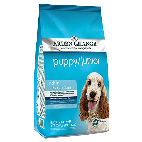 Arden Grange Puppy Junior - 6000 gr