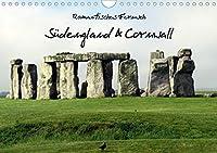 Romantisches Fernweh - Sdengland & Cornwall 2021 (Wandkalender 2021 DIN A4 quer): Stimmungsvolle Impressionen zum Trumen (Monatskalender, 14 Seiten )