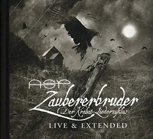 Zaubererbruder Live & Extended (2cd Digibook ed)