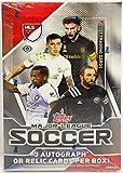 2021 Topps MLS Soccer HOBBY box (24 pks/bx)