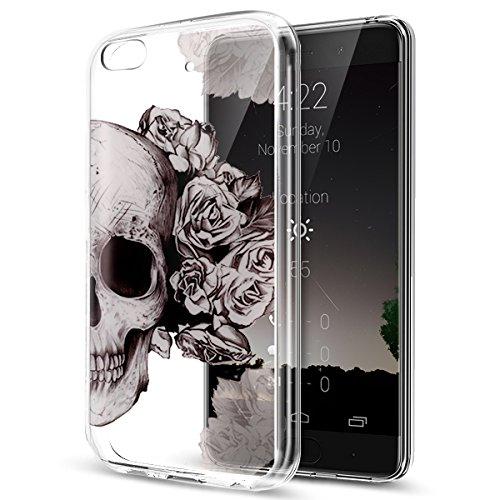 Coque Ikasus Xiaomi Mi 5S ultra fine en TPU souple ultra transparent en silicone souple pour Xiaomi Mi 5S