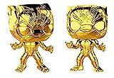 Pop! Bobble: Marvel: Marvel Studios 10: Black Panther (Chrome)