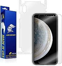 ArmorSuit MilitaryShield Full Body Skin Film + Screen Protector for Apple iPhone Xs Max - Anti-Bubble HD Clear Film
