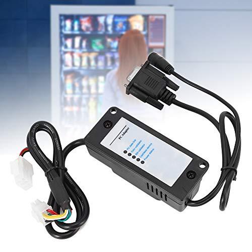 01 Convertitore da MDB a PC, Lettore di Banconote MDB Coin Acceptor Connect, Adattatore RS232 per interfaccia di Cassa con validatore di Monete MDB