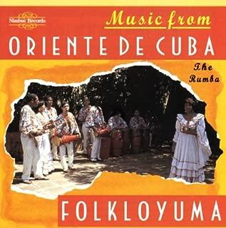 Music from Oriente de Cuba: Rumba