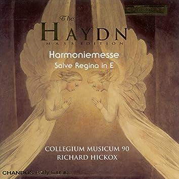 Haydn: Harmoniemesse / Salve Regina