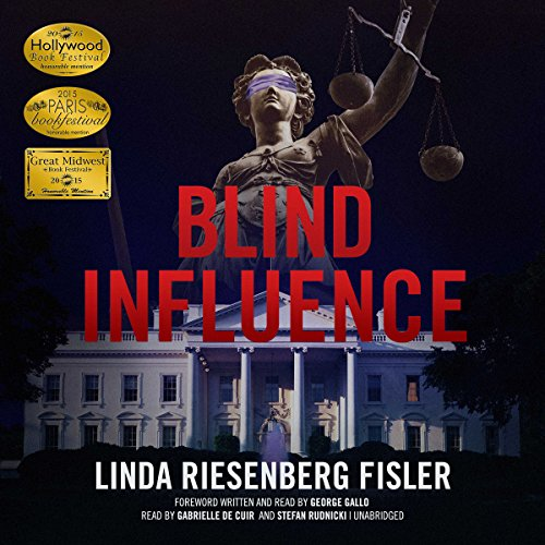 Blind Influence audiobook cover art