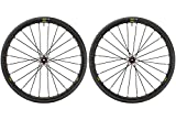 MAVIC 0889645090948 Elite Disc Allroad Ruedas, Negro, 28 mm, Unisex-Adult