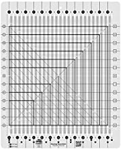 Creative Grids Stripology Squared Quilting Ruler Template CGRGE2