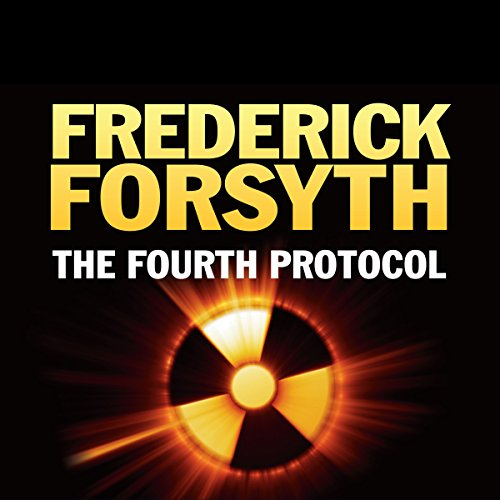 The Fourth Protocol audiobook cover art